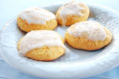 Pineapple cookies from a lemon cake mix - thinking about adding coconut for  pina colada cookies!