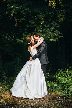 Garden Party Wedding by Darek Novak | www.onefabday.com