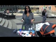 What's In Your Diaper Bag? Hear what founder of Twiniversity's Natalie Diaz recommends for your diaper bag!