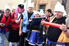 """Grupo Mascarada Carnaval: """"Queremos hacer visible la discapacidad y sus prob..."""