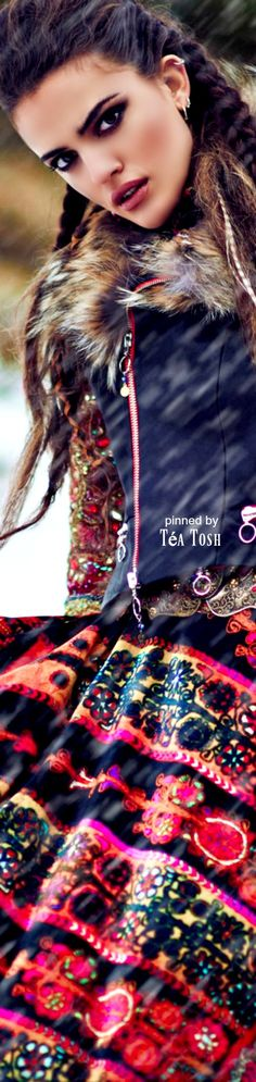 ❈Téa Tosh❈ Tete by Odette, Fall/Winter 2017