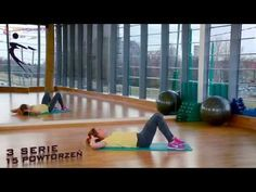 Ćwiczenia na boczki w domu - super trening