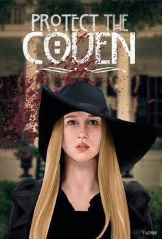 Zoe Benson (Taissa Farmiga) - American Horror Story: Coven