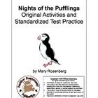 This is a 37 page packet designed to supplement your Language Arts instruction using the story, Nights of the Pufflings. Included in this packet ar...