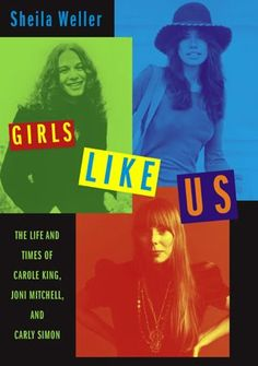 I loved this book so much. Carole King's backstory in particular helped inform some of Gwen's character and provided a lot of background on women in music.
