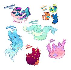 [Closed] Summer Aftershock Auction by toripng on DeviantArt