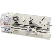 FREE SHIPPING — SHOP FOX Bench Lathe — 10in. x 26in., Model# M1099
