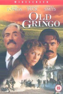 Again, Gregory Peck's voice, but I really started liking Jimmy Smits after this movie.