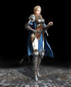 ArtStation - knight, JUYEON JO                                                                                                                                                                                 More