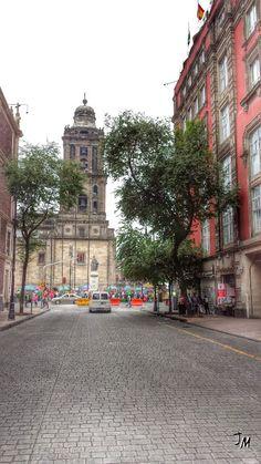 Calle 5 de Mayo, Centro Histórico de la Ciudad de #México. Jesús Muñoz  Tour By Mexico - Google+