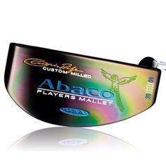 Rife Tropical Abaco Putter - Sole View