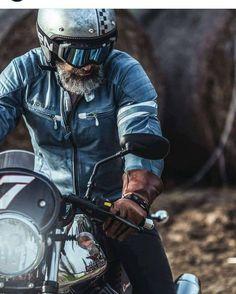 It's a Man's World Bobber Bobberbrothers motorbike way of life clothes motorfashion Harley customized customs diy cafe racer Honda merchandise … Cafe Racer Helmet, Cafe Racer Motorcycle, Moto Bike, Motorcycle Style, Bike Style, Motorcycle Outfit, Women Motorcycle, Motorcycle Quotes, Moto Style