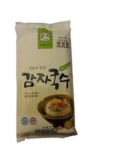 Traditional Song Hak Korean Wheat Flour Noodles 2.2 Lbs (1kg), ,