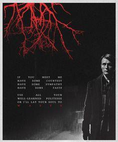 ~ Hannibal NBC  HOLY SMOKES <3