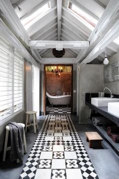 Tegels als een rode loper in je badkamer #IKEAcatalogus