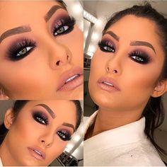 """2,179 curtidas, 28 comentários - Wallace Abeldt (@wallacemakeup) no Instagram: """"Remember #maquiagem #makeup #alcantaramakeup #auroramakeup #anastasiabeverlyhills #maquiagembrasil…"""""""