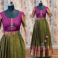 Image may contain: one or more people and people standing Kurta Designs Women, Kurti Neck Designs, Dress Neck Designs, Kurti Designs Party Wear, Long Gown Dress, Lehnga Dress, Long Frock, Long Gowns, Long Dresses