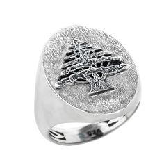 (http://www.factorydirectjewelry.com/rings/sterling-silver-lebanese-cedar-tree-mens-ring/)