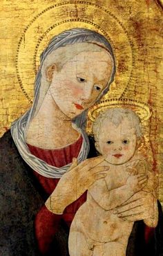 It's About Time: Madonna attributed to Pier Francesco Fiorentino (1445-1497)