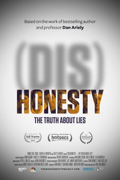 (Dis)Honesty – The Truth About Lies Trailer