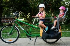 Bike Seats, Tagalongs, Trailers, & Cargo Bikes: Comparing the Options for Biking with Kids