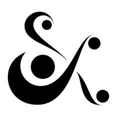 #ampersand Typography Love, Typo Logo, Typographic Design, Typography Letters, Typography Inspiration, Graphic Design Inspiration, Types Of Lettering, Lettering Art, Branding
