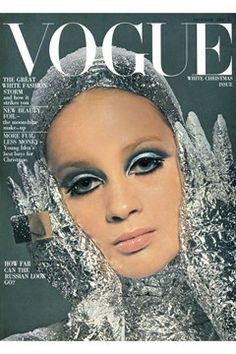 Fashion Magazine Covers - Online Archive for Women (Vogue.com UK) DECEMBER 1966