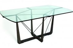 Wrought iron dinning table, custom size, by ferran Povo