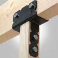 structural beam wood connectors - Google Search