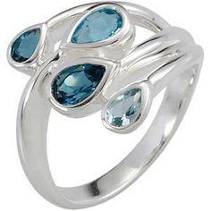 Sterling Silver  $75  Blue Topaz  68179