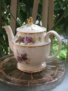 Vintage Price Kensington teapot, made in England