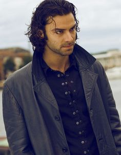 Irish actor Aidan Turner. As either a hobbit or vampire, he is sigh-worthy!>> He's a dwarf you imbecile.
