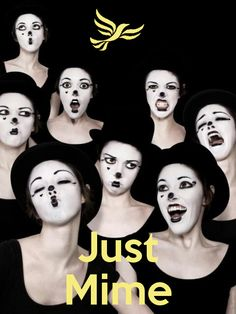 Just Mime - by JMK