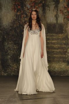 Jenny Packham's Enchanting Spring 2016 Bridal Collection