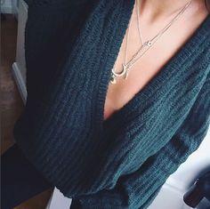 Hanna MW / Luna Sweater / Twist & Tango Fall/Winter 2015 / http://twisttango.com