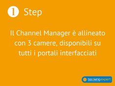 Come funziona il nostro Channel Manager? Scoprilo in 3 semplici passaggi!