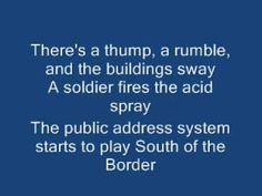 EL SALVADOR - Peter, Paul & Mary ( with lyrics ).wmv