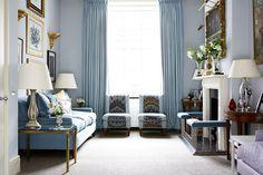Идеи маленькая комната - советы по дизайну интерьера для небольших домов (сайт houseandgarden.ко.Великобритания)