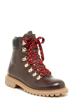 Norfolk Lace-Up Boot by Joie on @nordstrom_rack