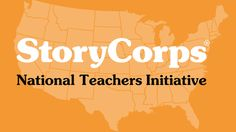 StoryCorps is an independent nonprofit project whose mission is to honor and celebrate the lives of everyday Americans by listening to their stories.