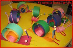 DECOUVRIR LE VIVANT Nous avons une escargotière dans la classe : Nous avons observé la bouche : La peau : Les yeux : ...