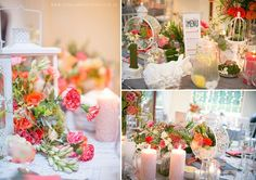 Moon and Sixpence Wedding – Laura Jane Photography - Love these colour combinations!