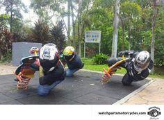MotoGP practice!