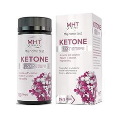 150 Count Advanced Ketone test strips by MHT STRIPES - Perfect for Ketogenic Diet and Diabetics -- Check out this great sponsored product. #swjourney