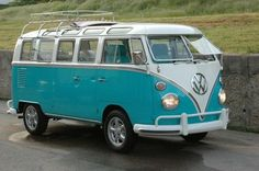 VW Bus.  One day I will have you and we will love each other and spend lots and lots of time together.