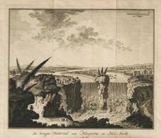 De Berugte Waterval Van Niagara In New-York by Unknown