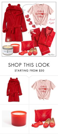 """""""Sweet night"""" by anne-977 ❤ liked on Polyvore featuring Lauren Conrad, J.Crew and Charlotte Olympia"""