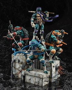 "Akihabara Station 秋葉原駅: Figuras: Donatello (どなてろ) de ""Teenage Mutant Ninja Turtles"" [Good Smile Company]"