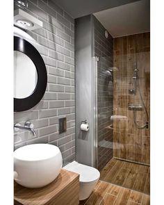 """3,998 curtidas, 46 comentários - Homens da Casa (@homensdacasa) no Instagram: """"Inspiração pro banheiro. Coisa linda viu... #vinopinterest"""""""