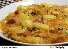 Gnocchi, Bon Appetit, Cheeseburger Chowder, Risotto, Macaroni And Cheese, Curry, Pork, Food And Drink, Cooking Recipes